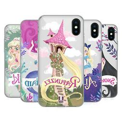 HEAD CASE DESIGNS FAIRYTALES SOFT GEL CASE FOR APPLE iPHONE