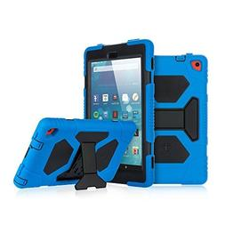 Fire Hd 8 Case 6th Generation, ACEGUARDER Silicone Drop Resi
