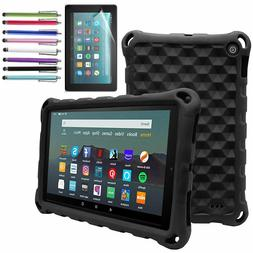 Fire HD 10 Case, Silicone Protective Cover For Amazon Kindle