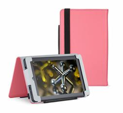 Fire HD 7 Case Pink Nupro Standing Case 4th Generation: 7""