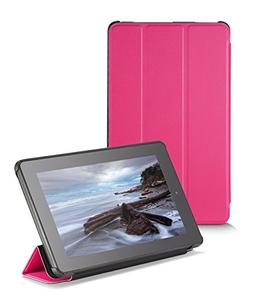 NuPro Fire Slim Standing Case , Pink