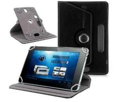 Folio Leather Case stand Cover Fits Universal Android Tablet