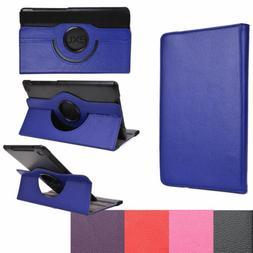 Folio Rotating Case Cover Stand For 2013 Asus Google Nexus 7