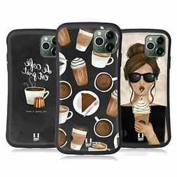 HEAD CASE DESIGNS FRENCH CAFE HYBRID CASE FOR APPLE iPHONES