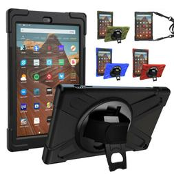 Moko Full-Body Rugged Cover Shockproof Rotate Case for Amazo