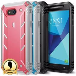 Poetic Galaxy J7 2017  Case With Built-In Screen Protector 3