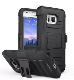 Galaxy S7 Active Phone Case MoKo Shock Absorbing Full Body H