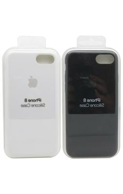 Genuine Apple Silicone Soft Case for the Apple Iphone 8  & 7