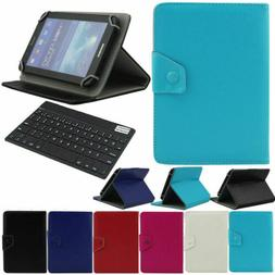 Gift For Onn 10.1 8.0 7.0 inch Android Tablet Keyboard Leath