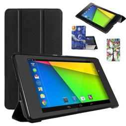 MoKo Google Nexus 7 2013 FHD 2nd Gen Smart Case w/ Auto Wake