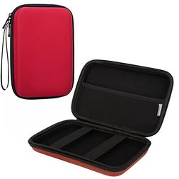 MoKo 7-Inch GPS Carrying Case, Portable Hard Shell Protectiv
