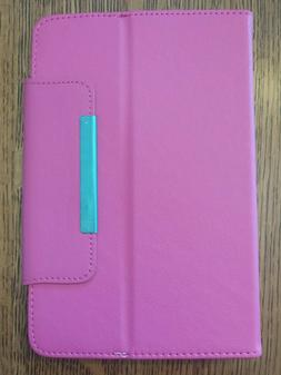 GREATCASE UNIVERSAL 7 INCH TABLET PINK CASE FOR TABLET MAGNE