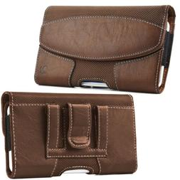 Luxmo Samsung iPhone Cell Phone Belt Clip Pouch Sleeve Carry