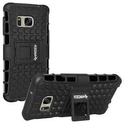 AMZER HYBRID WARRIOR CASE WITH KICKSTAND COVER FOR SAMSUNG G