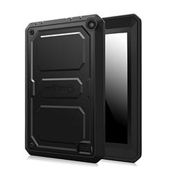 Fintie Impact Resistant Case for Amazon Fire  2015 release -