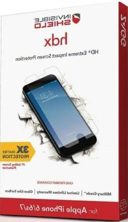 Invisible-Shield HDX Case Friendly Screen Protector Fit Appl