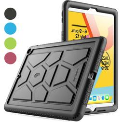 Poetic For iPad 10.2  Tablet Case,Soft Silicone Protective C