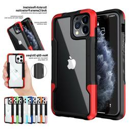 For iPhone 11 12 Pro Max XS XR 8 7 SE2 Hybrid Shockproof Bum
