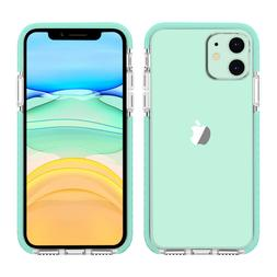 For iPhone 12 Pro Max 11 XR 7Plus 8 Plus XS Max Clear Case G