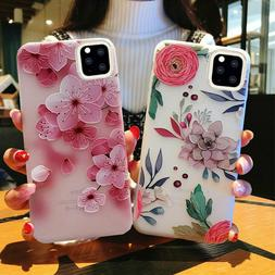 For iPhone 11 pro Max Xs Max Xr 7 8 Plus Shockproof Cute Pho