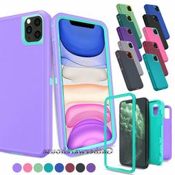 For iPhone 11 Pro Max XS XR 6 7 8 Plus 360° Shockproof Hybr