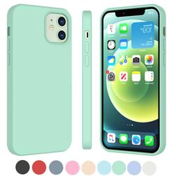 For iphone 12 11 Pro Max XR XS Max 8 7 6S Plus SE 2020 Silic