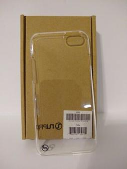 iPhone 6 6s 7 8 Nupro Lightweight Protective Snap-on Clear C