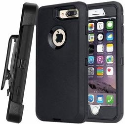 For iPhone 6s 7 8 Plus XS max XR Case Belt Clip Holster fits