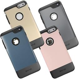 For iPhone 7/ 7 Plus Shockproof Heavy Duty Rubber Hard Case