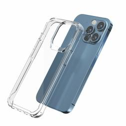 For iPhone 7 8 Plus SE  Clear Case Shockproof Ring Holder Ki