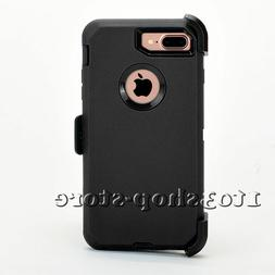 iPhone 7 & iPhone 8 Hard Case w/Holster Belt Clip Fits Otter