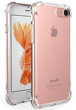 for iPhone 7 Case, for iPhone 8 Case, Matone Crystal Clear S