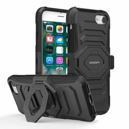 iPhone 7 Case - MoKo Shock Absorption Scratchproof Full Body