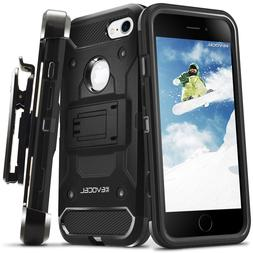 iPhone 7 Case, Evocel Trio Pro Premium Hybrid Tri-Layer Prot