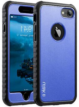 ULAK for iPhone 7 iPhone 8 Durable Case Slim Shockproof Bump