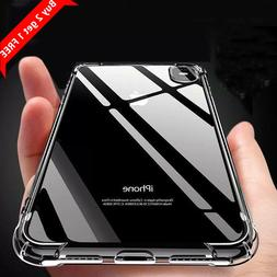 For iPhone 11 Pro Max XI 8 7 Plus XR XS Case Clear Transpare