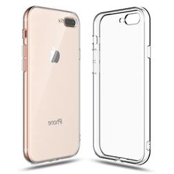 Shamo's Case for iPhone 7 Plus and iPhone 8 Plus Crystal Cle