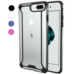 For iPhone 7 Plus / iPhone 7【Soft Shockproof TPU】Bumper