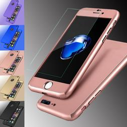For iPhone 8 6S 7/ 7 Plus Hybrid Heavy Duty Protective Case