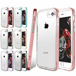 For iPhone 8 7 6 Plus X XS XR Max Clear Case Cover Shockproo