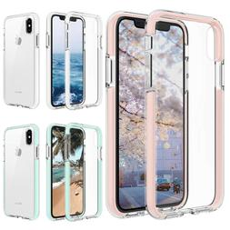 For iPhone 11 Pro Max XR 7 8 Plus SE 2nd XS Max Case Clear C