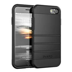 iPhone 8 Case, iPhone 7 Case, Crave Strong Guard Protection