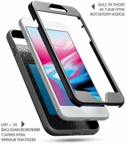 For iPhone 8 / iPhone 7 Case Poetic Shockproof Cover with Sc