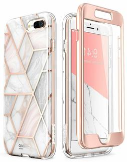 For iPhone 8 Plus /7 Plus Case i-Blason Cosmo Bumper Cover W