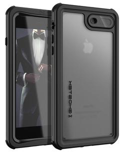 Waterproof iPhone 7 Plus, iPhone 8 Plus Case with Screen Pro