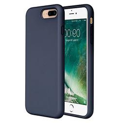 Miracase iPhone 8 Plus Silicone Case, iPhone 7 Plus Silicone