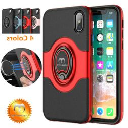For iPhone 11 Pro/XR X 7 8 Plus Mosafe® Hybrid TPU Bumper R