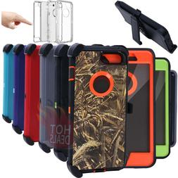 For iPhone 6/7/8 Plus Defender Case Shockproof With Screen P