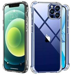 For iPhone X XS XR XS Max 6 6s 7 8 Plus Clear Shockproof Pro