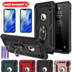 For iPhone XS Max 7 8 6S Plus 11 Pro X XR Armor Shockproof R